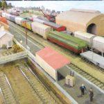 Strathburn, HO Exhibition Layout